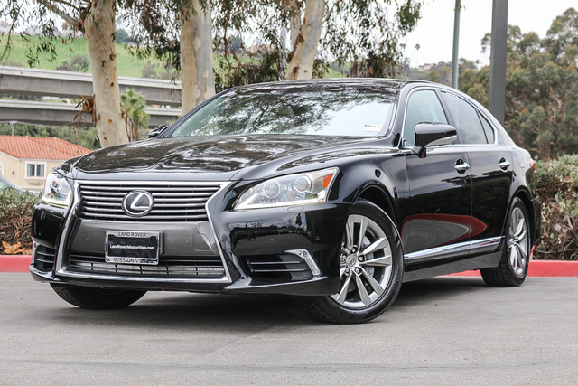 Pre-Owned 2016 Lexus LS 460 4dr Sdn RWD