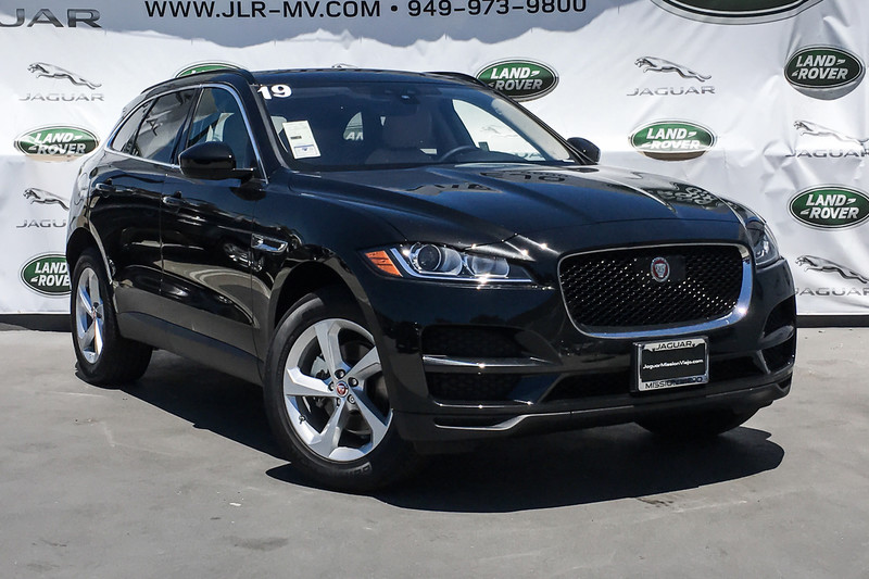 New 2019 Jaguar F-PACE 20d Premium All Wheel Drive SUV