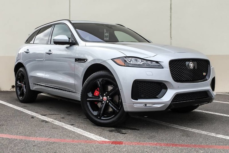 2018 Jaguar F Type >> New 2018 Jaguar F-PACE S SUV in Mission Viejo #418392 | Jaguar Mission Viejo