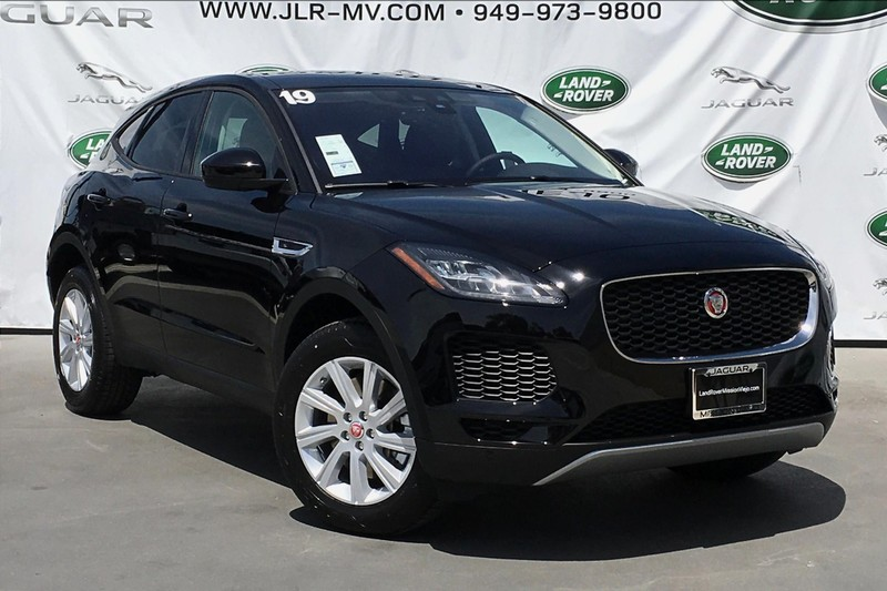 New 2019 Jaguar E-PACE S All Wheel Drive SUV