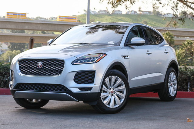 New 2020 Jaguar E-PACE P250 AWD SE