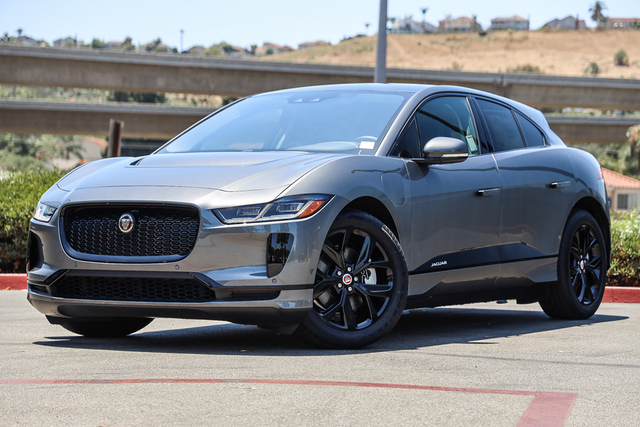 New 2020 Jaguar I-PACE SE AWD