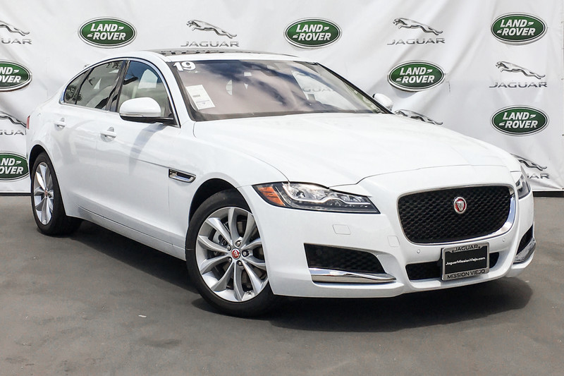 New 2019 Jaguar XF 25t Premium Rear Wheel Drive 4 Door Sedan