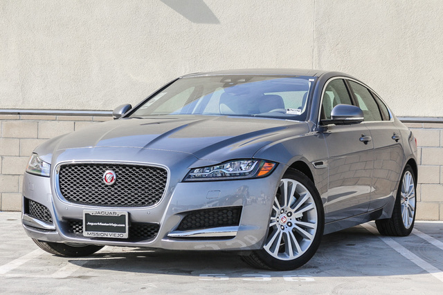 New 2020 Jaguar XF Sedan 25t Prestige RWD