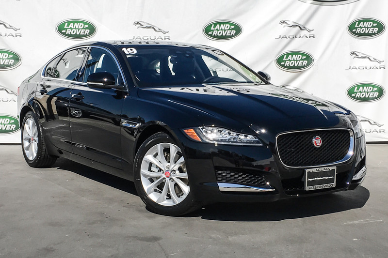 New 2019 Jaguar XF 25t Premium All Wheel Drive 4 Door Sedan
