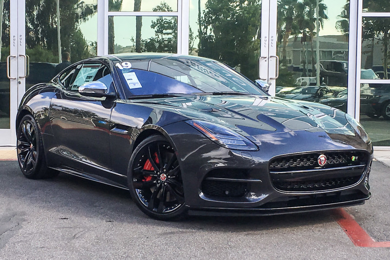 New 2019 Jaguar F TYPE R