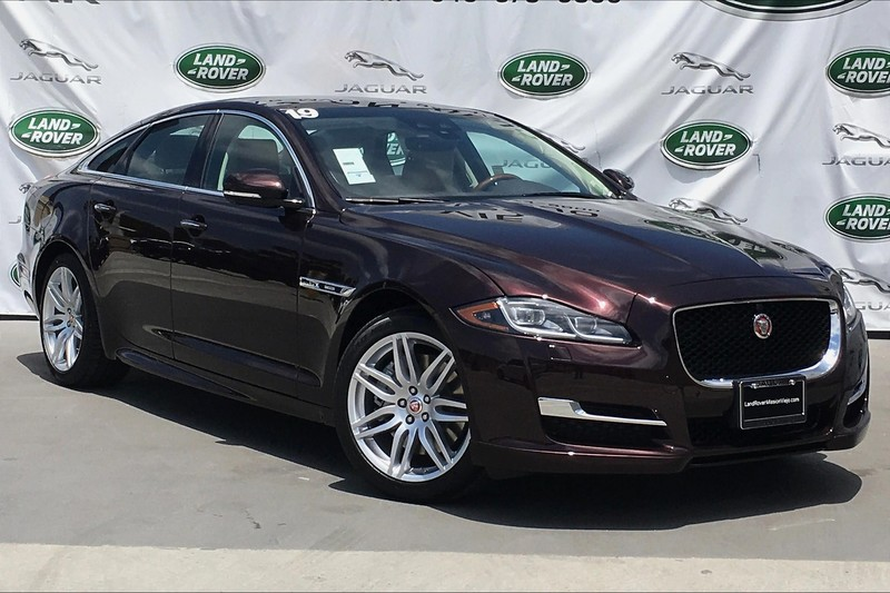 New 2019 Jaguar XJ XJ R-Sport Rear Wheel Drive 4 Door Sedan