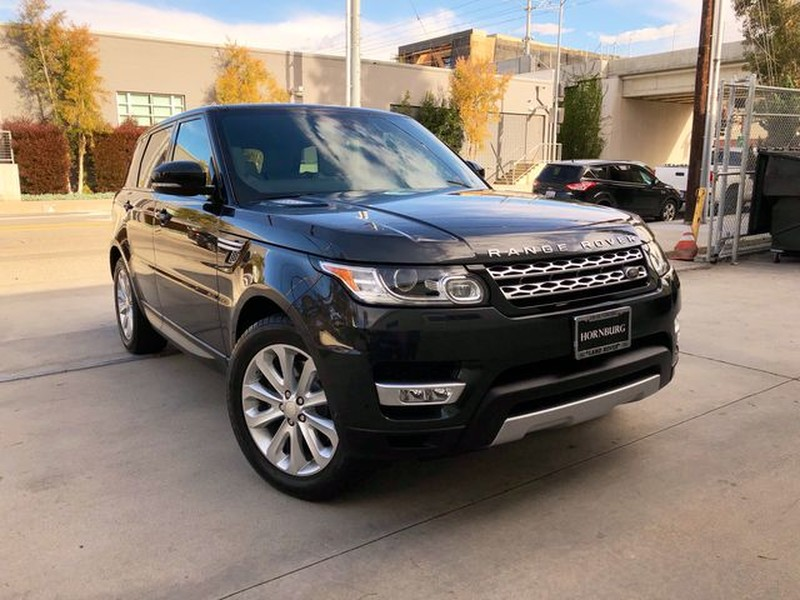Certified Pre Owned 2017 Land Rover Range Sport Hse