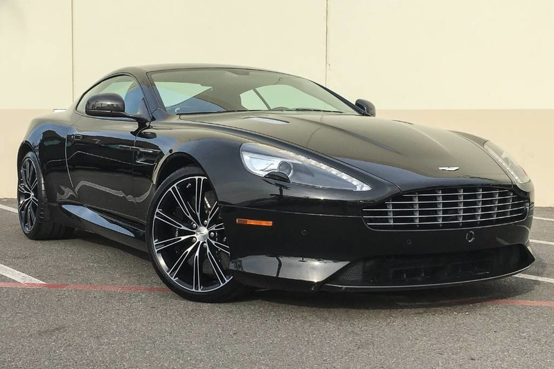 Pre-Owned 2015 Aston Martin DB9 Carbon Edition Coupe in Mission ...