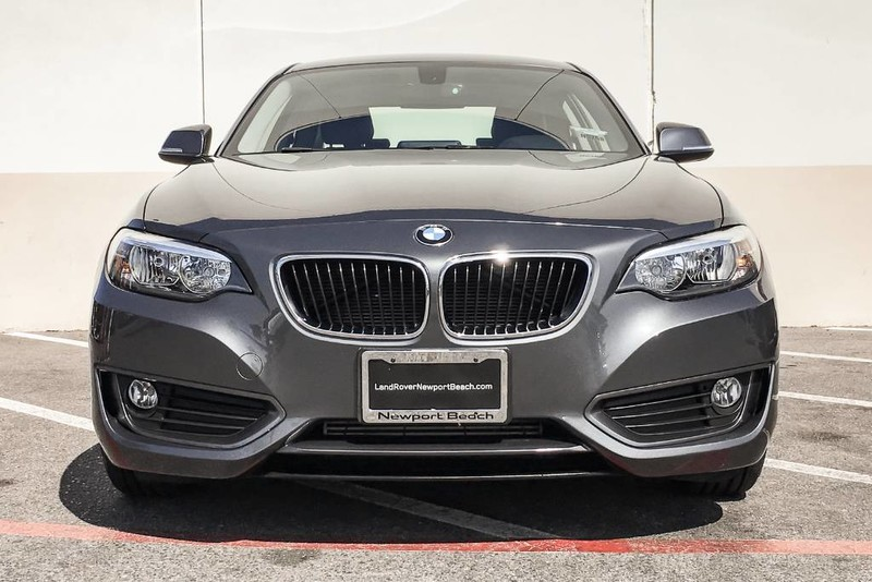 PreOwned 2014 BMW 2 Series 228i Coupe in Mission Viejo N5268