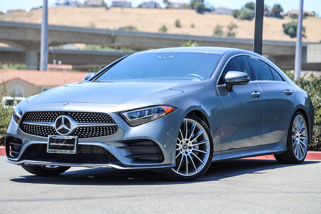 Pre-Owned 2019 Mercedes-Benz CLS CLS 450 Coupe