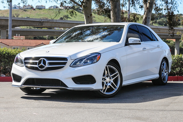Pre-Owned 2014 Mercedes-Benz E-Class 4dr Sdn E 350 Luxury RWD