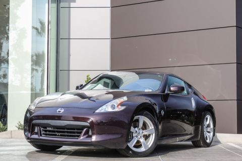 Pre-Owned 2010 Nissan 370Z 2dr Cpe Auto Touring