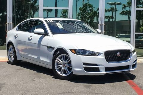Great New 2018 Jaguar XE 20d Premium