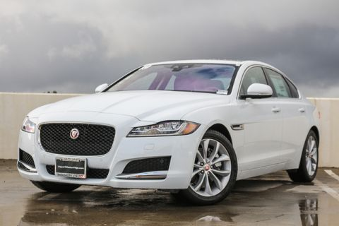 New 2019 Jaguar XF Sedan 25t Premium RWD