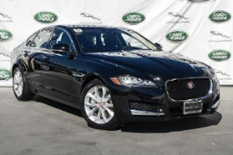 New 2019 Jaguar XF Sedan 25t Premium AWD