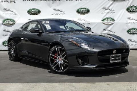 New 2020 Jaguar F-TYPE Coupe Auto P300