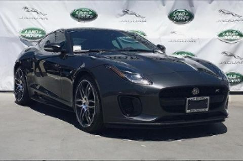 New 2020 Jaguar F-TYPE Coupe Auto Checkered Flag