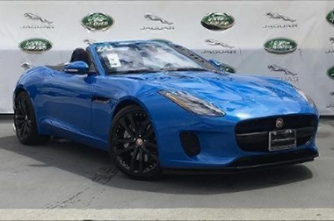 New 2020 Jaguar F-TYPE Convertible Auto P300