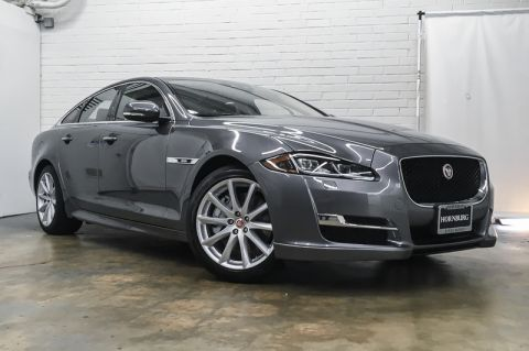 New 2019 Jaguar XJ XJ R-Sport