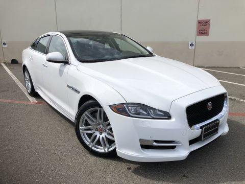 Certified Pre-Owned 2017 Jaguar XJ XJ R-Sport