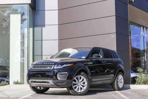 Certified Pre-Owned 2016 Land Rover Range Rover Evoque 5dr HB SE