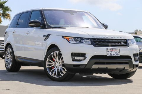 Pre-Owned 2016 Land Rover Range Rover Sport Dynamic V8