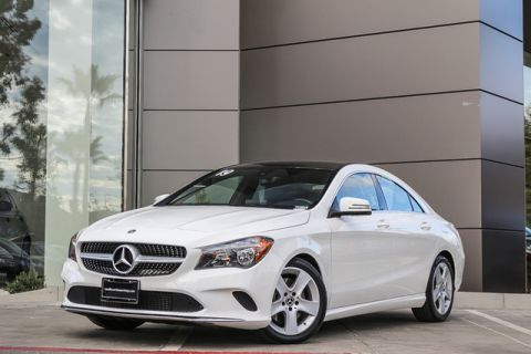 Pre-Owned 2019 Mercedes-Benz CLA CLA 250 Coupe